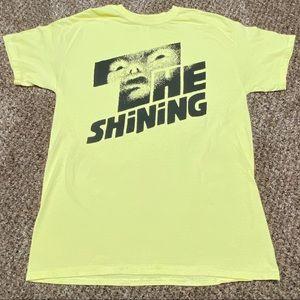 The Shining Stephen King Horror Movie Tee shirt M